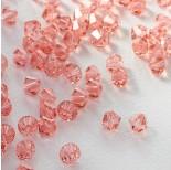 Zdjęcie - 5328 bicone bead Swarovski, rose peach