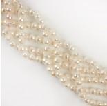 Zdjęcie - Perła seashell kulka fasetowana biała