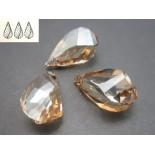 Zdjęcie - 6020 helix pendant,SWAROVSKI, golden shadow