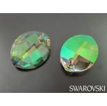 Zdjęcie - 6734 pure leaf pendant, SWAROVSKI, luminous green