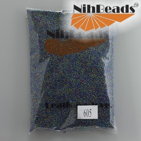 Zdjęcie - Koraliki NihBeads Higher-Metallic Rainbow Iris