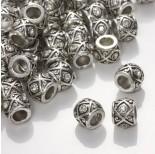 Zdjęcie - Przekładka oponka z kryształkami antyczna crystal