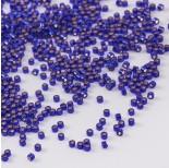 Zdjęcie - Koraliki Miyuki Delica Dyed Silver Lined Violet