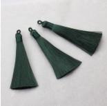 Zdjęcie - Chwost z wiskozy ciemny zielony