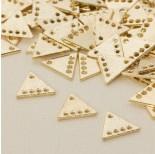 Zdjęcie - Baza z dziurkami trójkąt