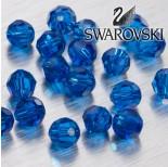 Zdjęcie - 5000 kulka SWAROVSKI capri blue