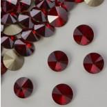 Zdjęcie - 1122 rivoli stone, SWAROVSKI, red magma