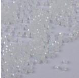 Zdjęcie - 5328 bicone bead white opal
