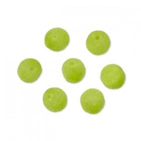 Zdjęcie - Kulki welurowe zielone