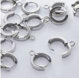 Zdjęcie - Bigle kajdanki zamykane ze stali chirurgicznej
