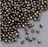 Zdjęcie - 5000 round bead, SWAROVSKI, metalic gold 2x