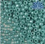 Zdjęcie - Koraliki TOHO Round Opaque-Lustered Turquoise