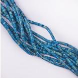 Zdjęcie - Jaspis cesarski krążek niebieski