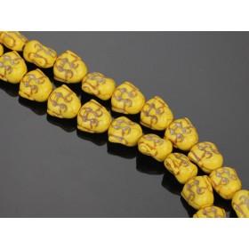 Zdjęcie - Howlit budda żółty