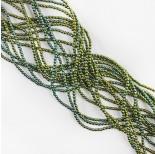 Zdjęcie - Hematyt platerowany kulka gładka emerald