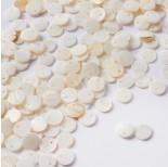Zdjęcie - Zawieszka z masy perłowej kółko