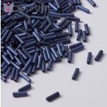 Zdjęcie - Koraliki Miyuki Bugles #2 6 mm Matted Gunmetal