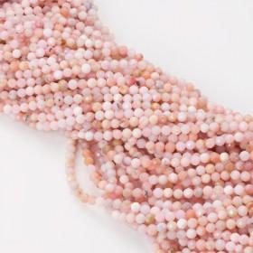 Zdjęcie - Opal różowy kulka fastowana