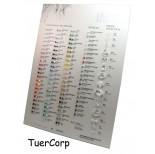 Zdjęcie - Colour Chart beads