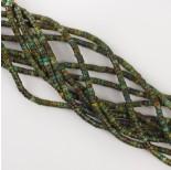 Zdjęcie - Jaspis krążek zielony