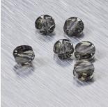 Zdjęcie - 5052 Swarovski mini round bead Black Diamond