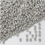 Zdjęcie - Kulki w srebrnym kolorze