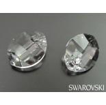 Zdjęcie - 6734 pure leaf pendant, SWAROVSKI, crystal