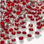 Zdjęcie - Zawieszka z kryształkiem light siam