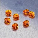 Zdjęcie - 5052 Swarovski mini round bead Tangerine