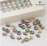 Zdjęcie - Kryształy Rhinnes diamond cut vitrail medium