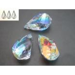 Zdjęcie - 6020 helix pendant,SWAROVSKI, crystal AB