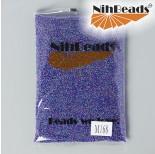 Zdjęcie - Koraliki NihBeads Trans-Rainbow Frosted Cobalt