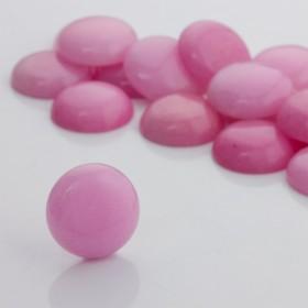 Zdjęcie - Jadeit kaboszon krążek guma balonowa