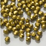 Zdjęcie - Fire Polish Matte Metallic Aztec Gold (K0172JT)