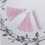 Zdjęcie - Chwost z wiskozy różowy