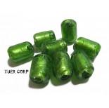 Zdjęcie - Szkło weneckie walec zielony