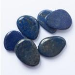 Zdjęcie - Lapis lazuli zawieszka nieregularna