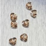 Zdjęcie - 5741 Swarovski love bead Light Silk