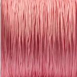 Zdjęcie - Sznurek do makramy różowy