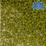 Zdjęcie - Koraliki TOHO Hex Opaque-Frosted Pea Green Soup