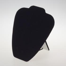Zdjęcie - Ekspozytor na naszyjnik płaski czarny