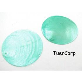 Zdjęcie - Masa perłowa koło emerald