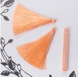 Zdjęcie - Chwost z wiskozy brzoskwiniowy
