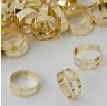 Zdjęcie - Bazy pierścionka regulowane
