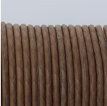 Zdjęcie - Rzemień klejony czekoladowy