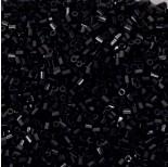 Zdjęcie - Koraliki Matsuno hexagon Opaque Black