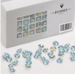 Zdjęcie - Rhinnes rivoli crystal turquise