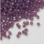Zdjęcie - 5328 bicone bead, SWAROVSKI, cyclamen opal,