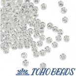 Zdjęcie - Koraliki TOHO Round Transparent Crystal