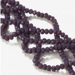 Zdjęcie - Oponki fasetowane ceramic purple